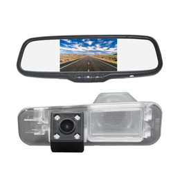 $enCountryForm.capitalKeyWord UK - Rear View Parking Reverse Backup Camera Mirror Display Kit for Car Kia Rio Pride UB
