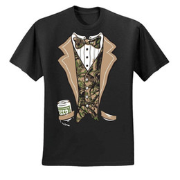 $enCountryForm.capitalKeyWord Australia - Tuxedo Bow Tie Mens Humor Party T-Shirt Funny Camouflage Suit Parody Event Tee fear cosplay liverpoott tshirt