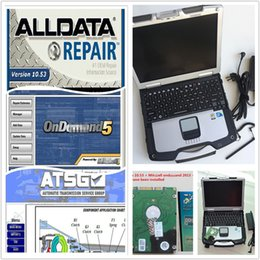 Audi computer online shopping - 2019 Alldata Mitch ll on demand ATSG installed well on used laptop CF30 G Computers with TB new HDD hard disk
