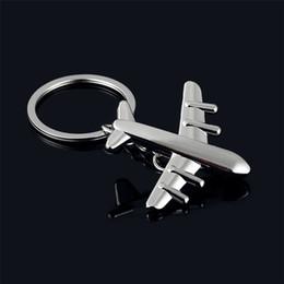 $enCountryForm.capitalKeyWord Australia - Classic 3D Simulation Model airplane plane Keychain Key Chain Ring Keyring11.6