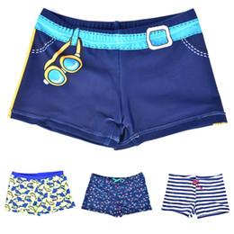 Swimming trunkS for boyS online shopping - 4styles Kids Infantil Children fish Printed Swimming Trunks for Boys swimwear Beach Trunks baby Children Swimsuit Bathing Suit