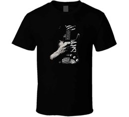 $enCountryForm.capitalKeyWord UK - SRV Guitar RETRO shirt black white tshirt men's free shippingFunny free shipping Unisex Casual Tshirt