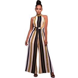 $enCountryForm.capitalKeyWord UK - Jumpsuit combinaison Sleeveless Overalls for women Sleeveless Stripes High Waist Flared Rompers PantMAR 13