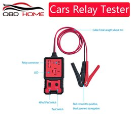 Discount car diagnostic tools universal - Universal 12V Cars Relay Tester Relay Testing Tool Auto Battery Checker Accurate Diagnostic Tool Portable Automotive Par