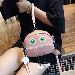 $enCountryForm.capitalKeyWord Australia - banabanma Women Kids Cute Cartoon Canvas Handbag Single Shoulder Bag Crossbody Bag Satchel