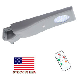 $enCountryForm.capitalKeyWord NZ - Solar Street Light Outdoor LED 15W 1800Lm 2-Types Installation Motion Sensor Dusk to Dawn Lithium Battery All in One Waterproof for Street G