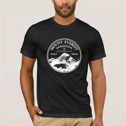 $enCountryForm.capitalKeyWord Canada - Extended T-Shirt 2019 Mount Everest Expedition T Shirt Vintage Tee Mountain Rock The Mountains Are Calling T Shirts