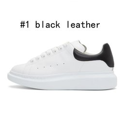 $enCountryForm.capitalKeyWord Australia - 2019 shoes white leather 3M reflective casual for girl women black gold red fashion comfortable flat sports sneaker size 35-44