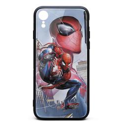 $enCountryForm.capitalKeyWord Australia - Marvel's SpiderMan poster iphone XR cases custom personalised case hard duty case fashion retro scratch-resistant case