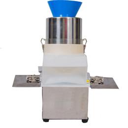 $enCountryForm.capitalKeyWord Australia - NEW ARRIVEL Electric Vegetable Slicing Machine Automatic Stainless Steel Cutter Shredding Grinder Machine 450W for price