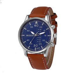 $enCountryForm.capitalKeyWord Australia - DISU Men Watch Stylish And Simple Temperament Belt watch man new arrival in men wrist watches relogios masculino