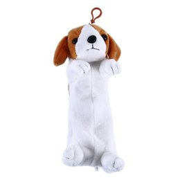 soft toys movies Australia - Dog Cute Kawaii Animal Soft Plush Toy Baby Sleeping Birthday Gift Girl Child Decoration Appease Doll