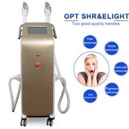 Laser hair removaL for Legs online shopping - ipl hair removal machine OPT SHR Hair Removal laser Device facial hair remover for Armpit Bikini Beard Legs