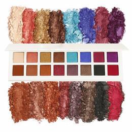 $enCountryForm.capitalKeyWord Australia - high pigment shimmer 16 Colors custom your brand no logo makeup cardboard eyeshadow palette private label