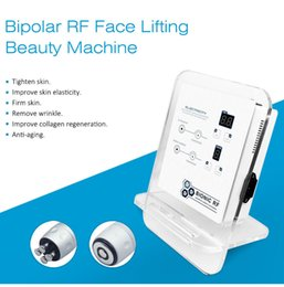 $enCountryForm.capitalKeyWord NZ - 2 In 1 Bipolar RF face lifting devices home use beauty machine for skin rejuvenation wrinkle removal remove eyes bag DHL Free Shippin