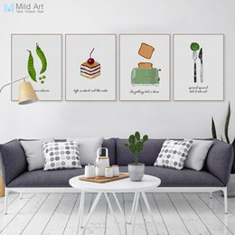 $enCountryForm.capitalKeyWord NZ - rt pictures Vintage Food Coffee Dessert Cake Posters Print Nordic Style Cafe Kitchen Wall Art Pictures Retro Home Decoration Canvas Paint...