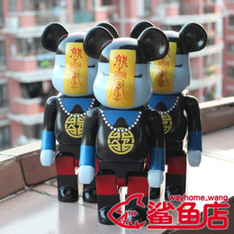 live action figure Australia - Kaws 28cm 400% Bearbrick Living Dead Action Figure Collectible Model Hot Toys Birthdays Gifts Doll PVC New Arrvial Free Shipping