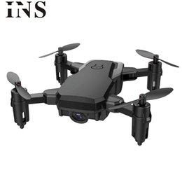$enCountryForm.capitalKeyWord Australia - Helicopter Mini RC Drone Foldable RC Quadcopter with Altitude Hold Mode NO Camera For Kid Toys Present Gift Flying Toys L1217