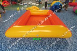 Piscina de agua inflable pequeña para la venta niños patio piscinas inflables CE certificado juguetes inflables duraderos de agua para exteriores