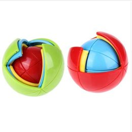 3d Maze Balls Australia - 3D Magic Intellect Puzzle Maze Ball Brain Teaser Game Educations Funny Colorful Ball Shape Puzzle for IQ Training Logical Toy
