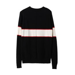 $enCountryForm.capitalKeyWord UK - Black designer sweaters for men fashion long sleeve letter print couple sweaters autumn loose pullover sweaters for women free shipping 2019