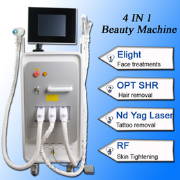 Multifunction salon Machine online shopping - professionals ipl e light laser hair removal ipl beauty machine SHR Elight IPL multifunction beauty salon for use