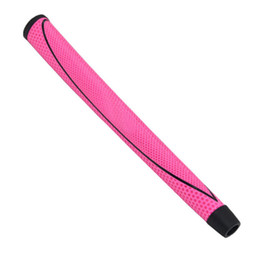 Wholesale Manufacturer wholesale high quality PU golf grip MIDSIZE putter grips