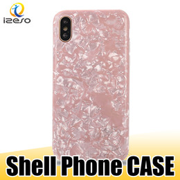 faac64898b Iphone back cover gIrl online shopping - Shell Pattern Case for iPhone XS  MAX XR X