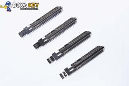 $enCountryForm.capitalKeyWord Australia - 100% Original Engraved Line Key for 2 in 1 LiShi HY15 for Hyundai scale shearing teeth blank car key locksmith tools supplies