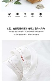 Cotton short-sleeved T-shirt for women in Loose Korean version 2020 summer plus women's white top for women