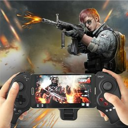 Joystick For Tablet Australia - IPEGA Gaming Controller PG-9023 Wireless Bluetooth Gamepad Android Phone Game Controller Joystick Joypad For Huawei Android TV BOX Tablet PC