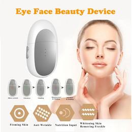 $enCountryForm.capitalKeyWord Australia - Ionic Eye Lift Anti Aging Machine Face Lift Skin Tightening Eye Bags Remover Galvanic Spa Massage Device For Face Eye Massager