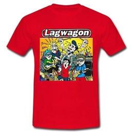 Rock touR t shiRts online shopping - Lagwagon Tour Punk Rock Band Nofx Propagandhi Mxpx Red T Shirt Tee Size S To XL New Men s Fashion Short Sleeve T Shirt Mens