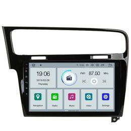 "$enCountryForm.capitalKeyWord Australia - COIKA 10.1"" Android 9.0 System GPS Navi Receiver For Volkswage GOLF 7 Car DVD With 2+16G RAM Touch Screen BT WIFI 4G USB DVR"