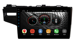 "$enCountryForm.capitalKeyWord Australia - UGAR 10.1"" Android 8.1 for Honda Fit Jazz Year 2014-2018 2GB 16GB Car DVD Stereo Radio 2Din GPS Navigation Big Touch Screen Car Receiver"