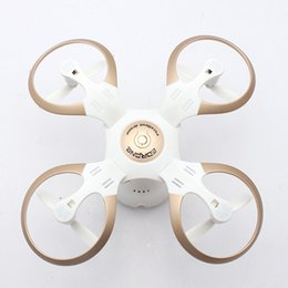 Flying Camera Toy Australia - 415B 3.7 V 400mAh Mini Drone 2.4G 4CH 6-axis 3D Roll WiFi RC Quadcopter Helicopter Drone Toy With Camera Flying