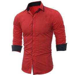 $enCountryForm.capitalKeyWord UK - Covered Button Novelty Shirt Fashion Boys Blouse Tide Boy Streetwear Active Club Blusa Full Sleeve Male Spring Wear New Vogue