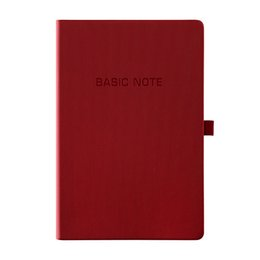 $enCountryForm.capitalKeyWord UK - Thick Classic Notebook with Pen Loop A5 Hardcover Writing Notepad with Pocket Journal Notebook PU Leather Business skectbook