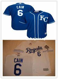 $enCountryForm.capitalKeyWord Australia - Cheap Custom LORENZO CAIN #6 2015 WORLD Cool Base Baseball jerseys Stitched Customize any name number XS-5XL