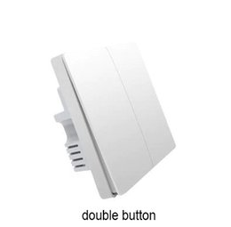$enCountryForm.capitalKeyWord Australia - HOT Xiaomi Aqara Smart NEW Switch Light Remote Control ZiGBee wifi Wireless Key Wall Switch Smart Home work with mijia Mi Home APP