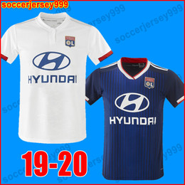 71483eb450e TOP Thailand Olympique Lyonnais Fußball Trikot 2019 2020 Lyon  Fußball-Trikot TRAORE MEMPHIS FEKIR 19 20 Trikots soccer jersey football  shirt
