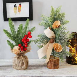 $enCountryForm.capitalKeyWord Australia - 2019 Christmas Tree Artificial Plant Christmas Dried Rattan Hanging Decoration Decorations
