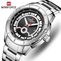 $enCountryForm.capitalKeyWord Australia - Top Luxury NAVIFORCE Brand Men Watch Fashion Sport Wrist Watch Simple Waterproof Watches For Men Quartz Clock Relogio Masculino