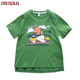 $enCountryForm.capitalKeyWord NZ - 2019 new summer girls fashion tees large children's short-sleeved T-shirt cartoon printing cotton tops for kids 5-11 years