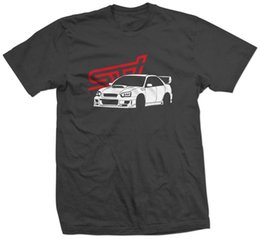$enCountryForm.capitalKeyWord Australia - 2019 New 3D T Shirt Men Funny Hot Sale Short Sleeve hot Wrx Impreza Tshirt Car Jdm Racer Subie Tee Shirt