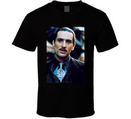 Lowest Price T Shirt Australia - Vito Corleone Robert De Niro Godfather 2 Classis Movie Fan Men T-Shirt Lowest Price 100 % Cotton