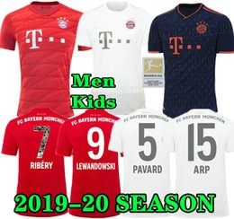 Wholesale Bayern Munich JAMES HOME munchen Soccer jersey PLAYER VERSION FAN LEWANDOWSKI MULLER HUMMELS Football shirt kit away third