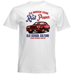 Cars ford gt online shopping - VINTAGE AMERICAN CAR FORD MUSTANG GT NEW COTTON T SHIRT size discout hot new tshirt