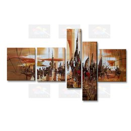 $enCountryForm.capitalKeyWord UK - handmade oil painting on canvas modern 100% Best Art Abstract oil painting original directly from artist COXI5-029