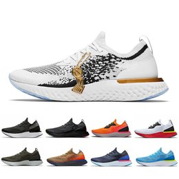 Discount sports south - Art of a Champion Epic React Running Shoes Paris Be True South Beach Mowabb Olive White Men Women Outdoor trainers runne